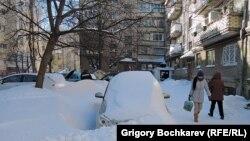 Ростов-на-Дону под снегом
