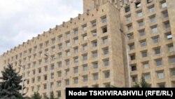 В Госканцелярии в центре Тбилиси начало работу новое правительство Грузии