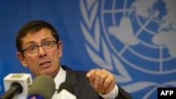 Помошникот на генералниот секретар на Обединетите нации за човекови права Иван Симоновиќ