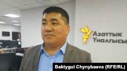 Таалайбек Аширбаев.
