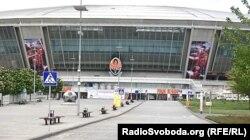Вот так сейчас выглядит «Донбасс Арена». Май 2020 года
