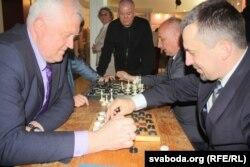 Клюб шахмат ды шашак