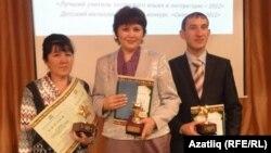 Төмән өлкәсенең иң яхшы татар теле укытучылары