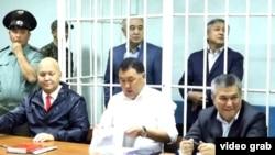 Өмүрбек Текебаев сотто. 5-июнь, 2017-жыл