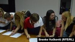"""Fotogalerija: Prva rundarazmene studenata u okviru projekta """"Eko aktivizam mladih za izgradnju poverenja i zdraviju životnu sredinu u Zapadnom Balkanu"""""""