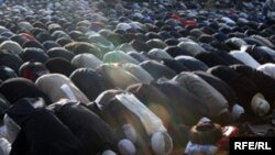 Кыргызстандык мусулмандар жаңы муфтийлүү болушту.