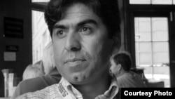Iranian film maker Hasan Sarbakhshian.