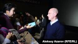 """Режиссер фильма """"28 панфиловцев"""" Андрей Шальопа."""