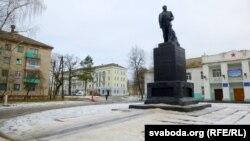 Помнік Леніну ў Магілёве