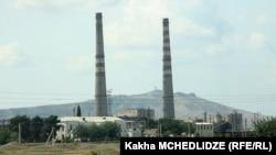 Rustavi metallurgiya kombinatı