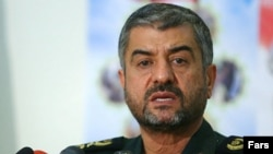Revolutionary Guard chief Mohamad Ali Jafari