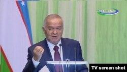 Өзбекстан президенті Ислам Каримов