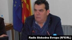 Зоран Дамјановски, градоначалник на Куманово.