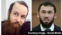 Слева направо: фотографии Григория Шведова и Магомеда Даудова.