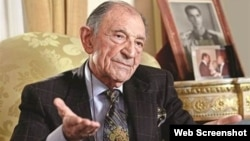 Ардешир Захеди, работавший министром иностранных дел Ирана во времена правления шаха.
