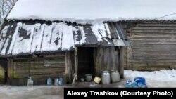 Зимние запасы воды Клавдии Бученковой