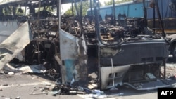 Five Israeli tourists and a Bulgarian bus driver were killed by the suicide bomber at the Burgas airport on July 18.