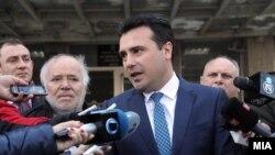 Makedonski premijer Zoran Zaev