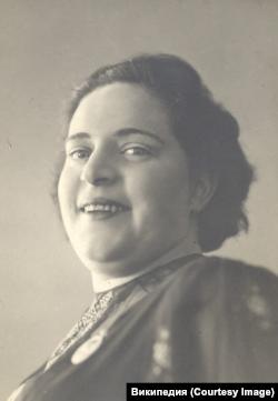 Александра Гридасова (фото - Википедия)