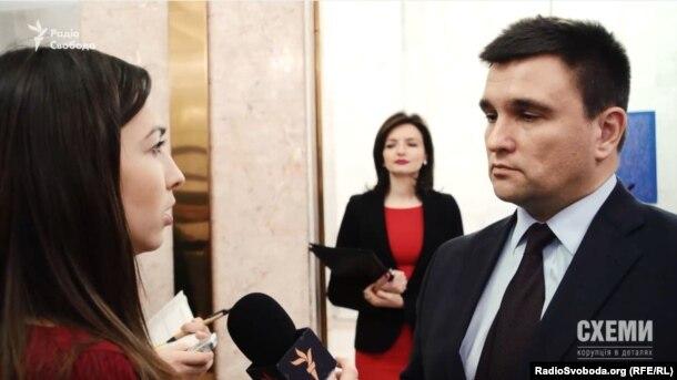 Міністр закордонних справ Павло Клімкін запевняє, що останнім часом випадків порушень поменшало