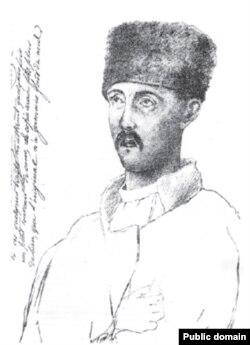 Прижиттєвий портрет Аліма Айдамак'а