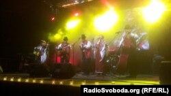 Музики в Українському містечку Вільнюса