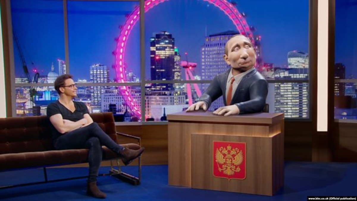 BBC Has No 'Permission' For Putin Image In New 3D Talk Show, Kremlin Says