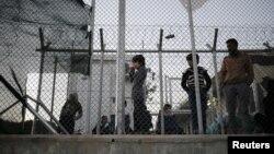 Міграційний табір на острові Лесбос (архівне фото)