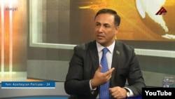 Azerbaijan -- MP Elman Nasirov