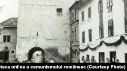 Vizita liderilor de partid şi de stat în regiunea Braşov, oraşul Sighişoara. (15-18 iunie 1967). Fototeca online a comunismului românesc; cota: 326/1967