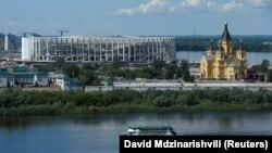 Түбән Новгородта чиркәүләр күп, мәчет салу җиңел түгел