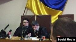 Дарницкий районный суд Киева. 16 января 2017 года