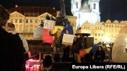 Luni seara la Praga (Foto: Mark Baker)