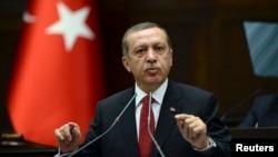 Türkiyə baş naziri