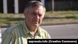 Мікалай Камароўскі