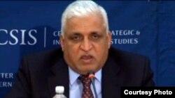 مستشار الأمن القومي العراقي فالح الفياض يتحدث في مركز الدراسات الإستراتيجية الدولية بواشنطن