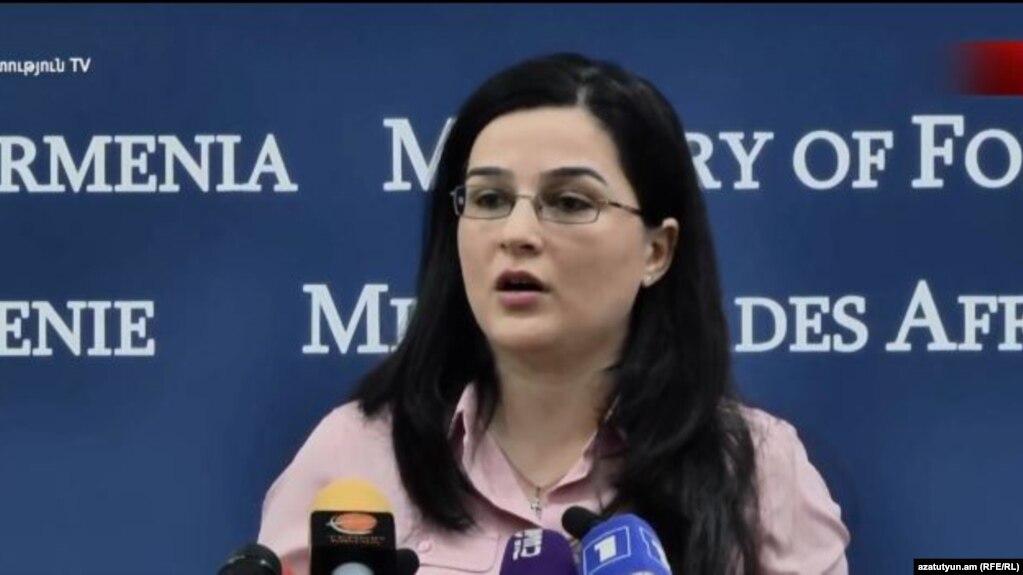 МИД Армении выступает против гуманитарных действий, которые приводят к безнаказанности тяжких преступлений
