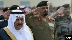 Марқұм Наиф бин Абд әл-Азиз әл-Сауд ханзада. Мекке, 3 желтоқсан 2008 жыл.