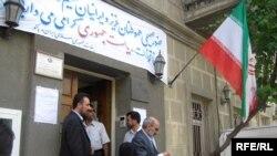 İran səfirliyində səsvermə, 12 iyun 2009