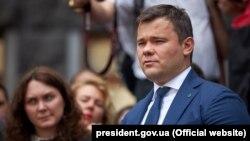 Глава Администрации президента Андрей Богдан