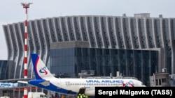Аєропорт «Симферополь», 20 апреля 2018 года