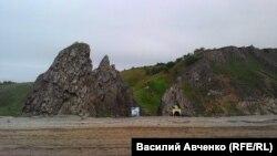 Место высадки Первой колымской экспедиции Билибина