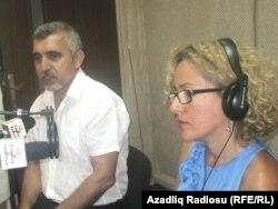 Rasim Qaraca və Nigar Köçərli