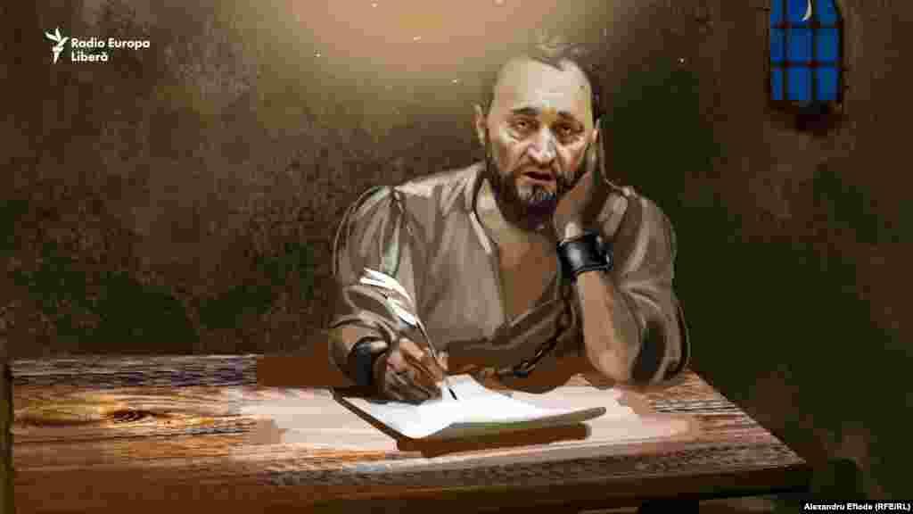 """Vlad Filat își scrie promisele memorii pentru a arunca """"naibii o dată în aer"""" sistemul politic din Republica Moldova."""