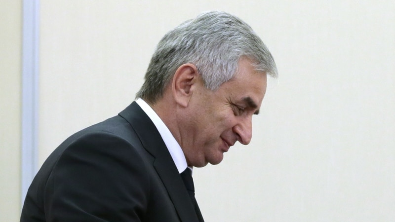 Georgia's Breakaway Abkhazia Region Holds 'Presidential Vote'