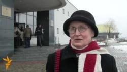 Ніна Багінская: «Трэба трываць і супраціўляцца»