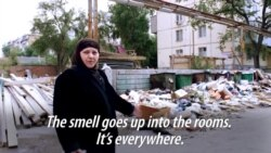 Makhachkala, Daghestan: A City Drowning In Garbage