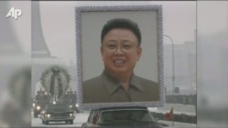 North Koreans Mourn Kim Jong Il At Funeral Procession
