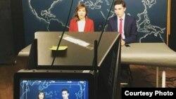 Светлана Махохей и Дмитрий Низовцев