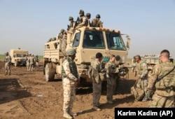 آرشیف، نیروهای امریکایی در عراق